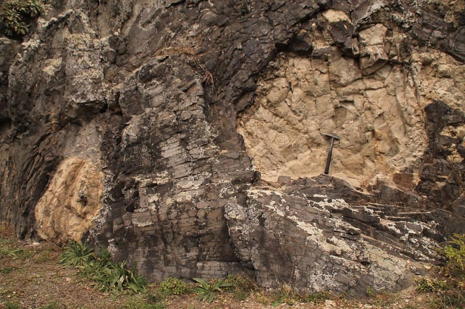Geológus szemmel Ajnácskő várában