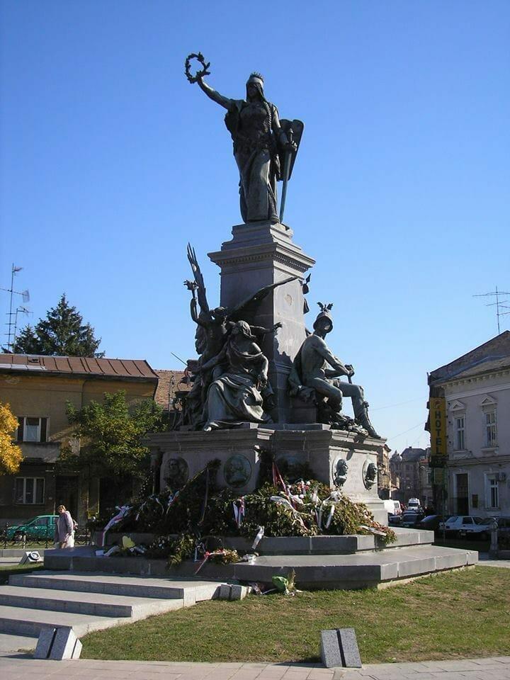 Az aradi Szabadság-szobor kálváriája