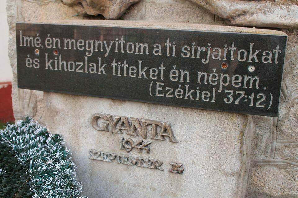 A gyantai mészárlás (1944. szeptember 24.)
