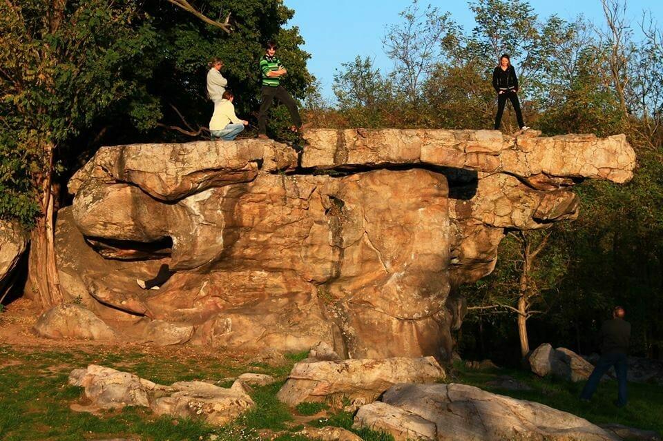 A szentbékkállai Kelemen-kő