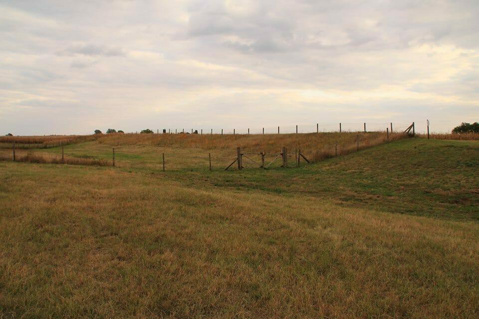 A Tatársánc, rejtélyes földmű Békés megyében
