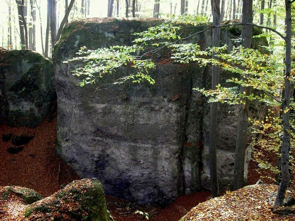 A Zsivány-sziklák (Visegrádi-hegység)