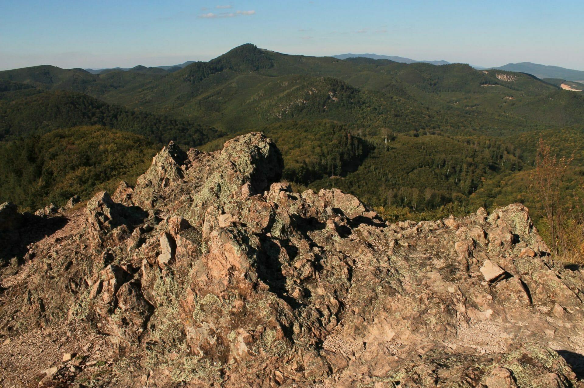 Egy Kerek-kő riolitból