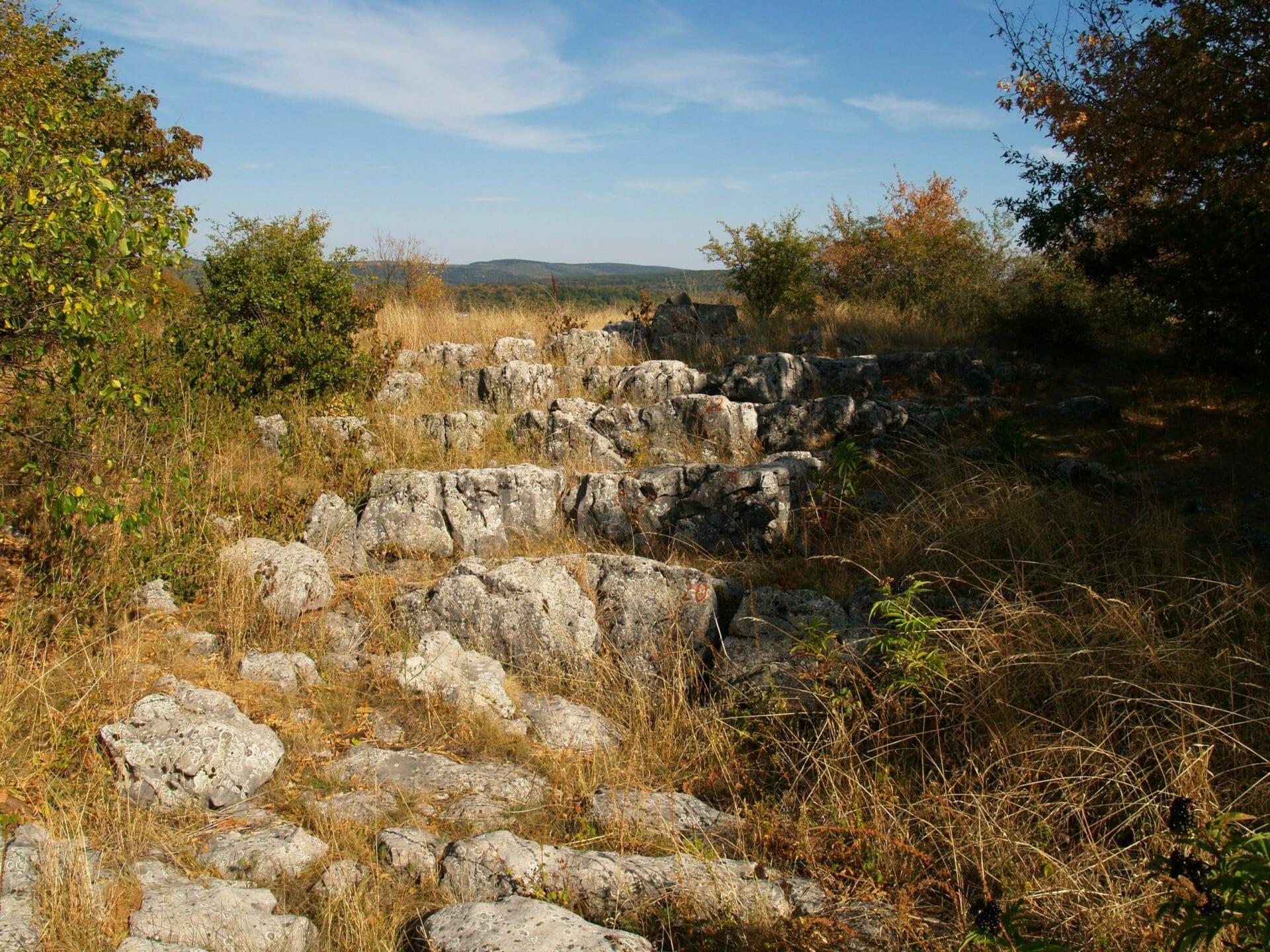 Az olaszfalui Eperjes-hegy 200 millió éve
